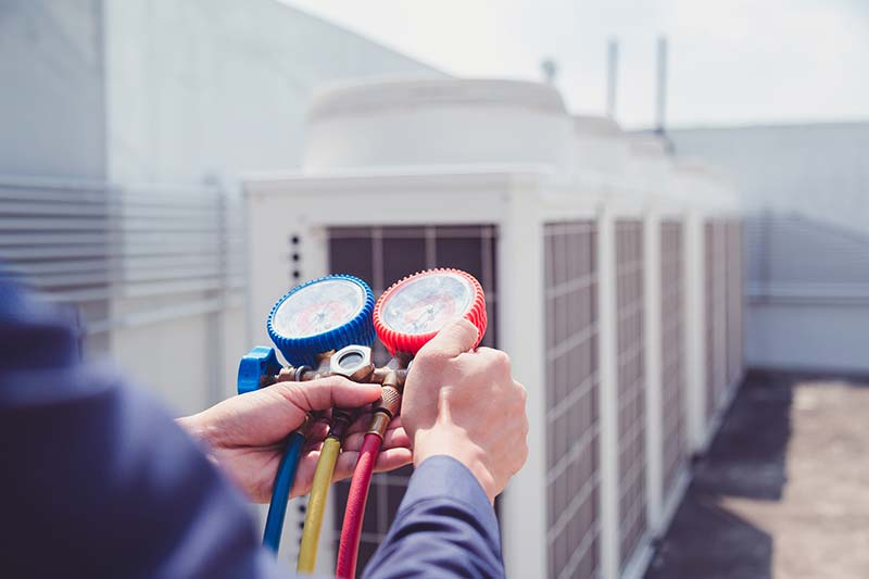 North Phoenix Commercial HVAC Repair